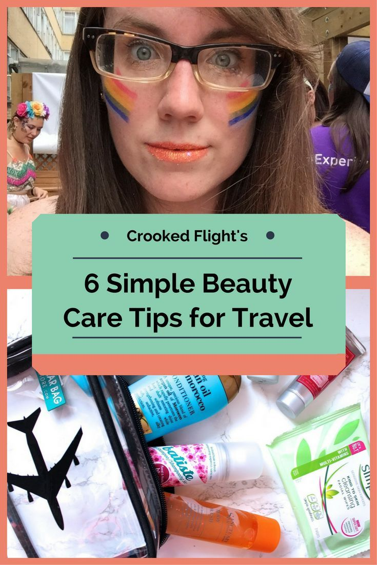 Don't forget your solid shampoo, water bottle, clea nail polish and more! Quick and easy beauty tips for your vacations and trips. What to pack in your cosmetic bag!