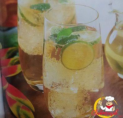 Resep Minuman Teh Daun Mint, Resep Minuman Untuk Diet, Club Masak