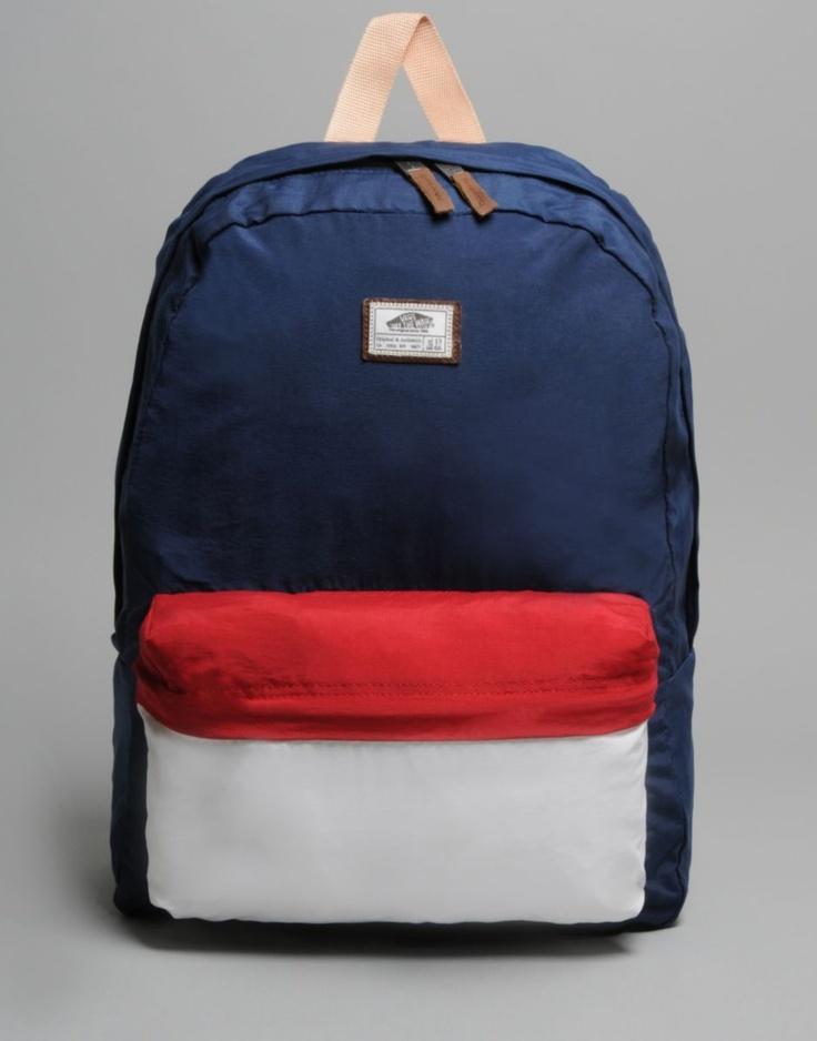Vans Old School II Backpack - BANK Fashion
