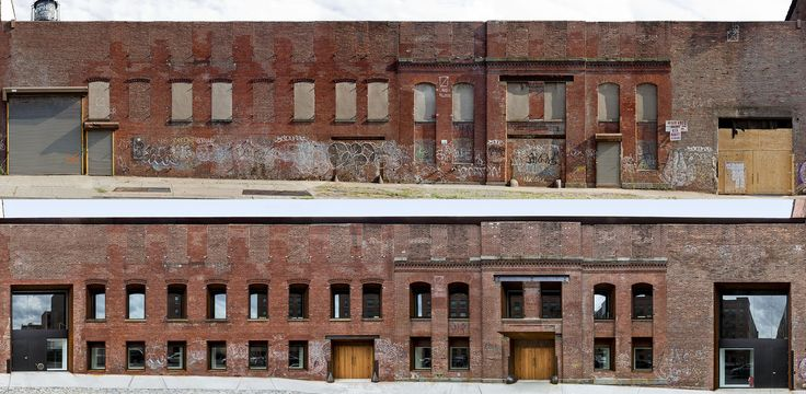 The Eberhard Faber Pencil Factory - Landmark Building 1890 | Scott Henson Architect | Archinect