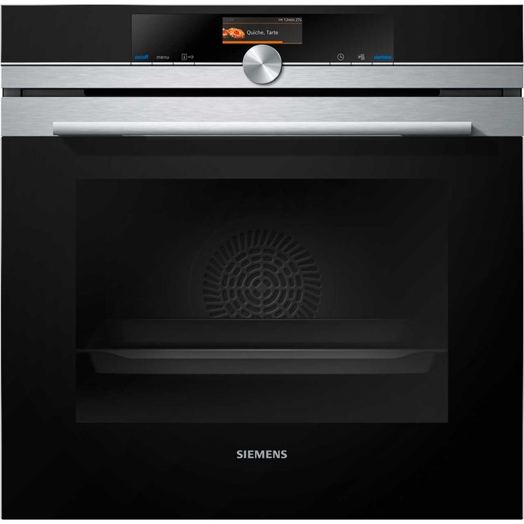 Siemens IQ-700 HB676GBS6B Built In Electric Single Oven - Stainless Steel