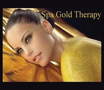 Rangkaian GOLD SPA TREATMENT ROYAL GARDEN SPA