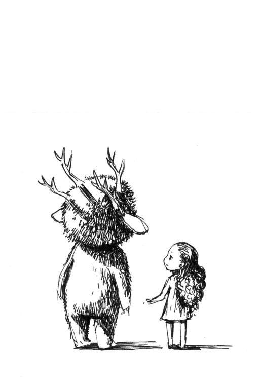 Girl and a Monster, Indrė Bankauskaitė