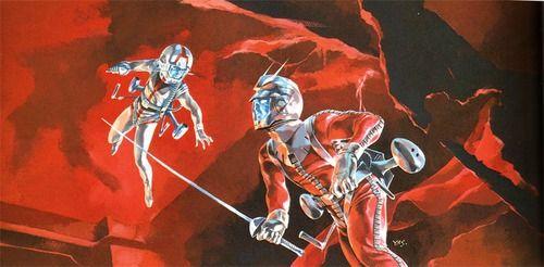 Gundam by Yasuhiko Yoshikazu