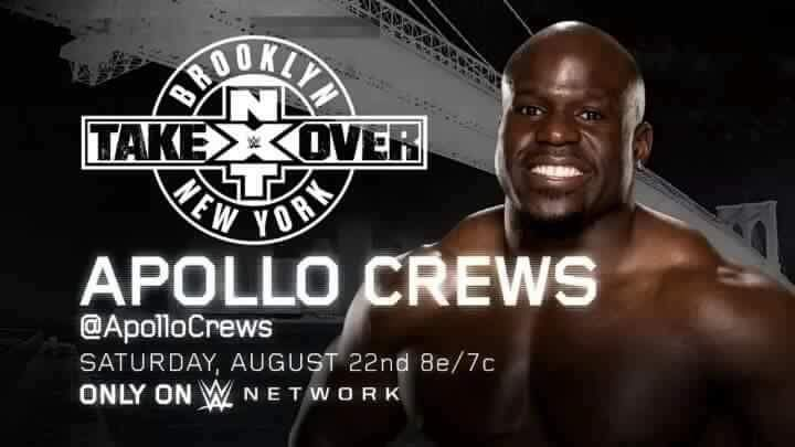 Apollo Crews : Coming From A Black Fan, WWE Better Not Mess This Up