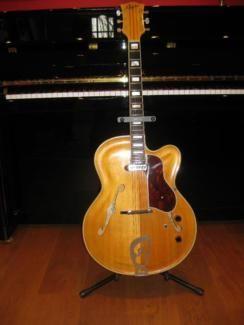 Roger Jazz-Gitarre in Nordfriesland - Pellworm | Musikinstrumente und Zubehör gebraucht kaufen | eBay Kleinanzeigen