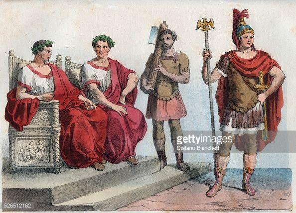 Image result for ancient roman consul