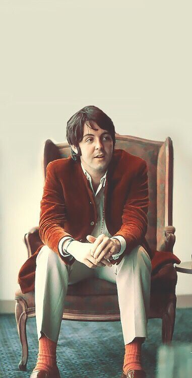 Beatle Paul McCartney