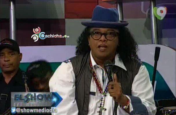 """Sergio Vargas: """"Si Un Negro Roba Ese Es Félix Bautista"""" #Video"""