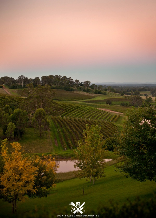 Bistro Molines at Tellavera Grove – Mount View, Hunter Valley, NSW