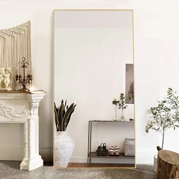 Cofield Full Length Mirror In 2021, Full Length Mirror Hanging Ideas