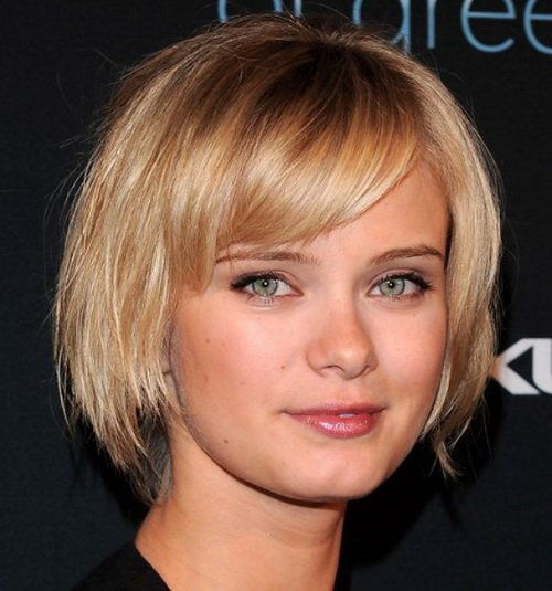 Peachy 1000 Ideas About Square Face Hairstyles On Pinterest Square Short Hairstyles Gunalazisus