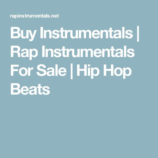 Buy Instrumentals | Rap Instrumentals For Sale | Hip Hop Beats
