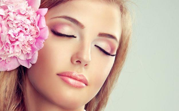 Дневной макияж голубых глаз ::: onelady.ru ::: #makeup #eyes #eyemakeup
