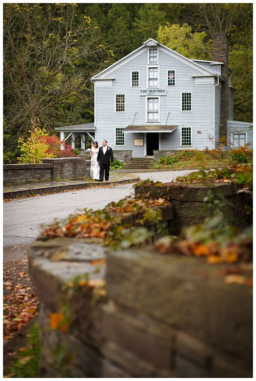 New york state park wedding venues