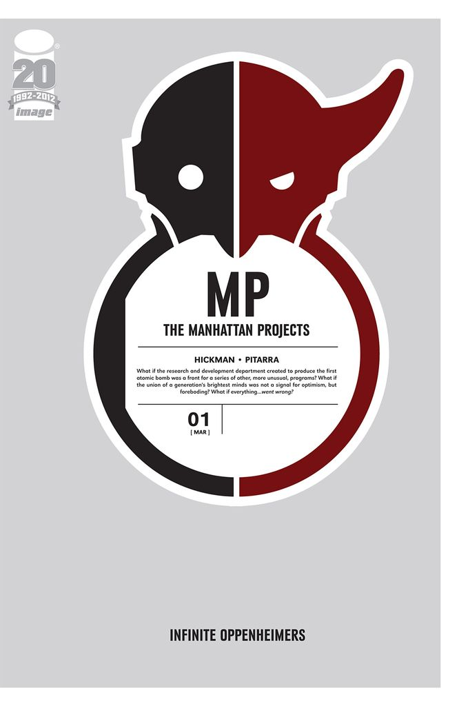 The Manhattan Projects 001 (2012)English | 32 pages | CBR | 16 MB