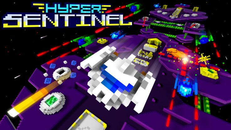 The community of retro gaming fans is much more passionate and active than you would have thought! For instance, they have funded a retro shoot 'em up game Hyper Sentinel on Kickstarter in 12 days.