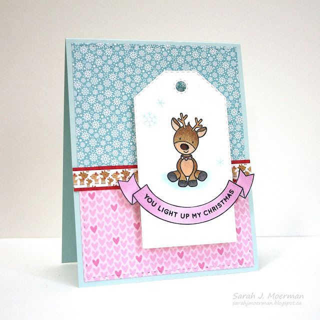 My Impressions: Simon Says Stamp December Card Kit Reveal!!!