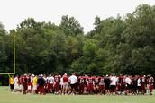 Redskins players hold Q&A with fans, raise money for childhood cancer research | WJLA.com~~~for Smashing Walnuts