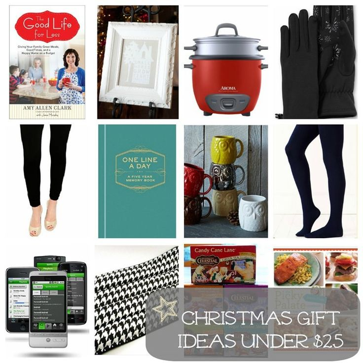 Christmas gift ideas under 25 for the ladies christmas Ideas for womens christmas gifts under 25