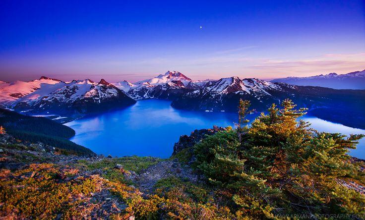 Garibaldi Lake by Arman Akbarian on 500px