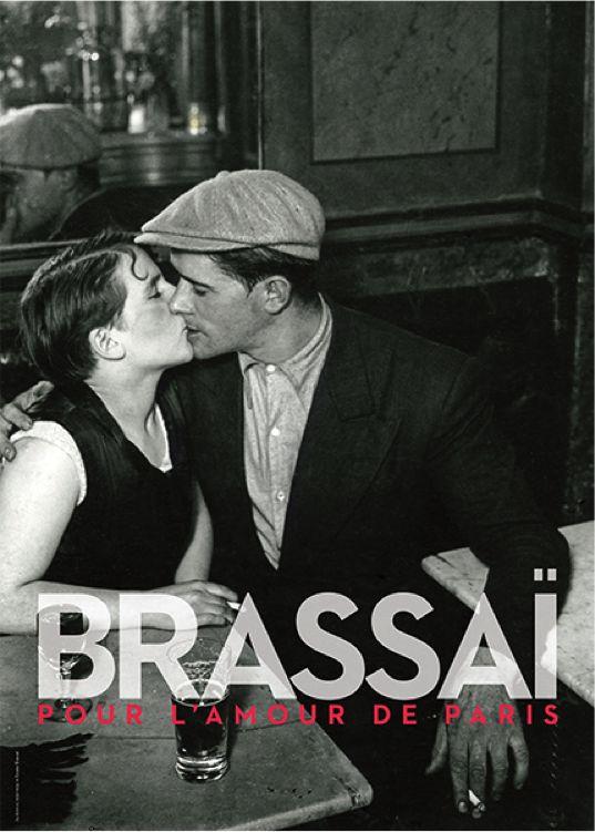Exposition Pour l'Amour de Paris de Brassaï à l'Hôtel de Ville