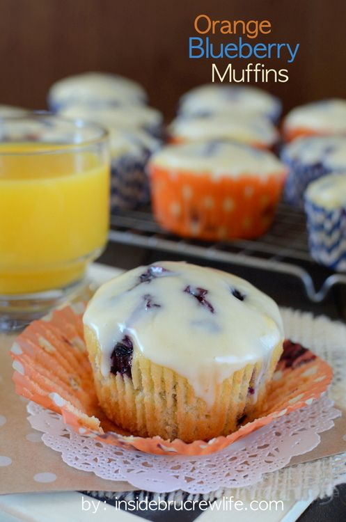 orange blueberry muffins orange muffins blueberries muffins muffins ...