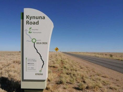 McKinlay Shire Council wanted an innovative solution for their Kynuna Road directing travellers toward the famous Barramundi fishing haunts of the Gulf of Carpentaria. Kynuna Road was the shortest route but only partially sealed.