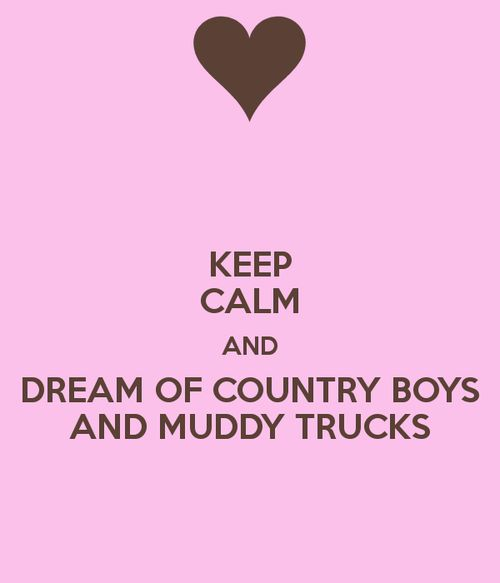 country boys & muddy trucks <3