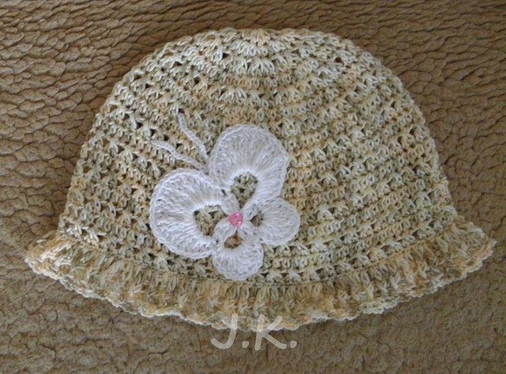 Jarní klobouček
