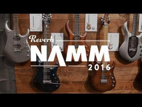 John Petrucci Music Man Signature Guitars at the Winter NAMM Show 2016 - Tronnixx in Stock - http://www.amazon.com/dp/B015MQEF2K - http://audio.tronnixx.com/uncategorized/john-petrucci-music-man-signature-guitars-at-the-winter-namm-show-2016/