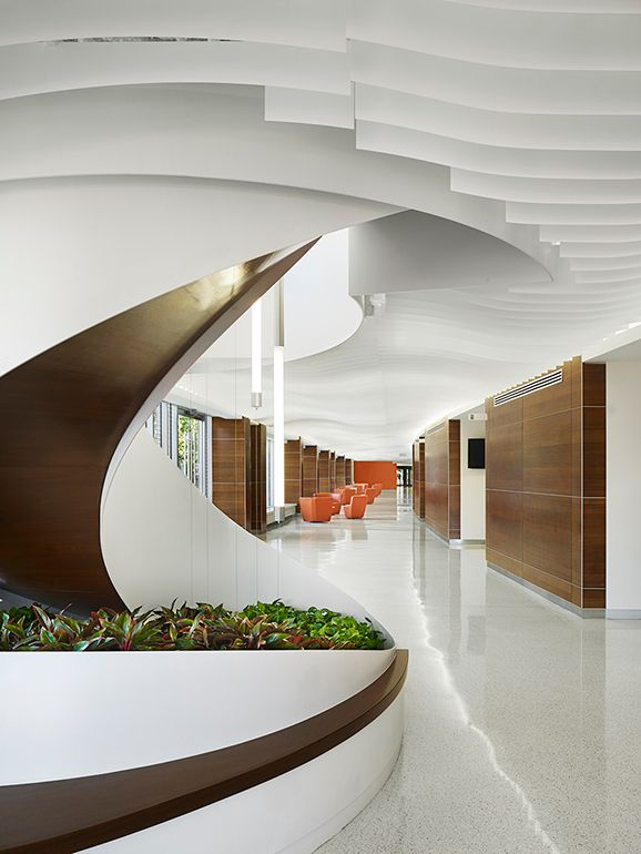Project The Winners Of IIDA Healthcare Interior Design Competition 2016 Penn Presbyterian Medical