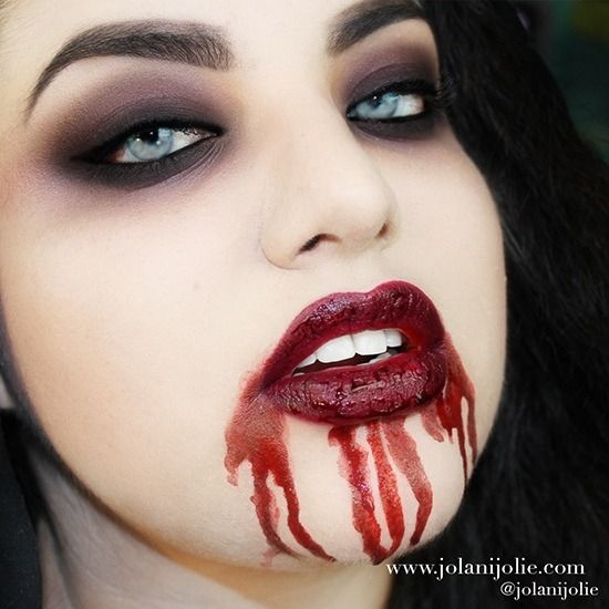 i love this look for a vamp