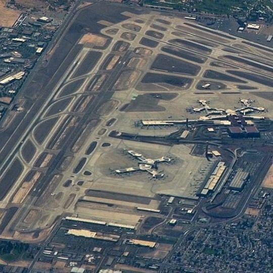 Las Vegas Airport (KLAS)