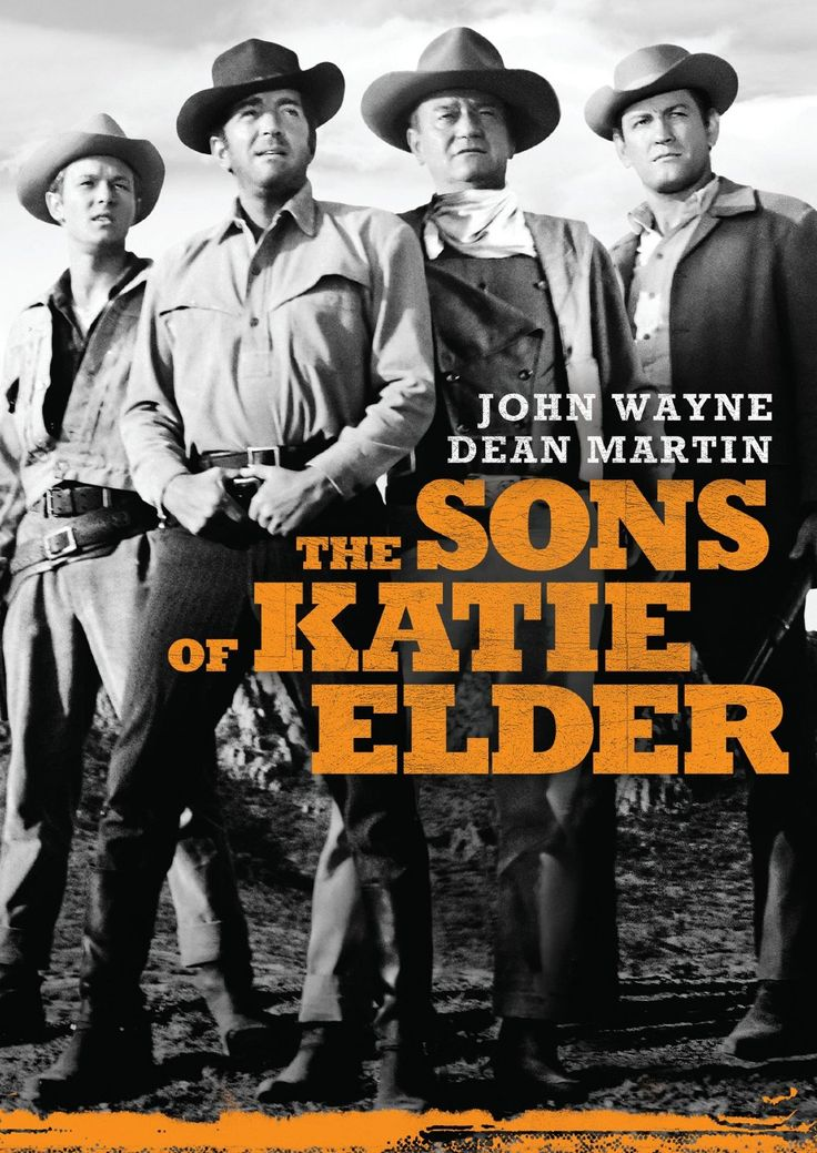 Amazon.com: Sons Of Katie Elder, The (1965): Martha Hyer, Dean Martin, John Wayne, Dennis Hopper, Earl Holliman, Henry Hathaway: Movies & TV