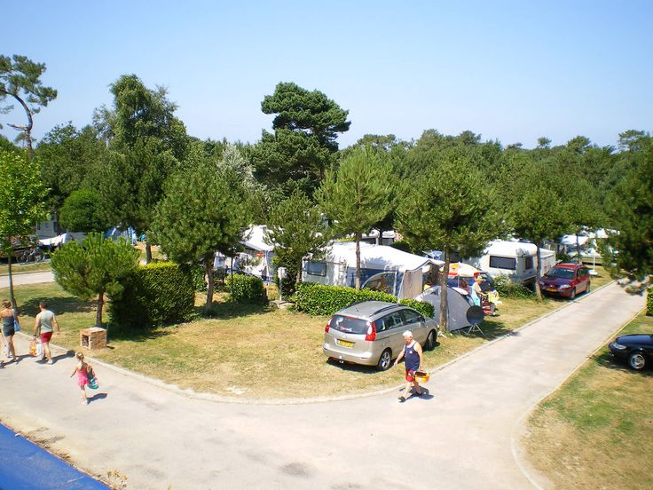 Yelloh! Village Les Pins - Plus d'infos : http://www.yellohvillage.fr/camping/les_pins/nos_emplacements_de_camping