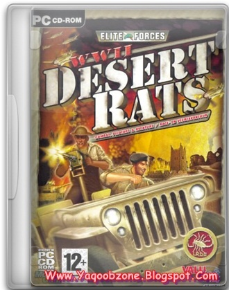 WW||: Desert Rats Pc Game Full Version Free Downlaod | Free Softwares & Games