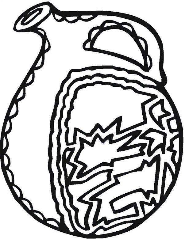 Unique Coloring Pages Best Kids Design Ideas Ancient Greek Vase Page