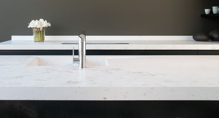 Keuken marmer werkblad: keuken interieur op ontwerpen keukens en ...