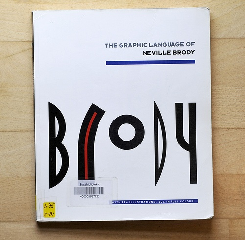 The Graphic Language of Neville Brody 1