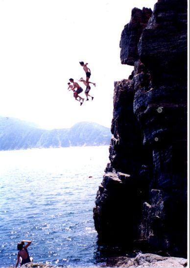 Jump  jump  #rocks -  tumblr  #via tumblr