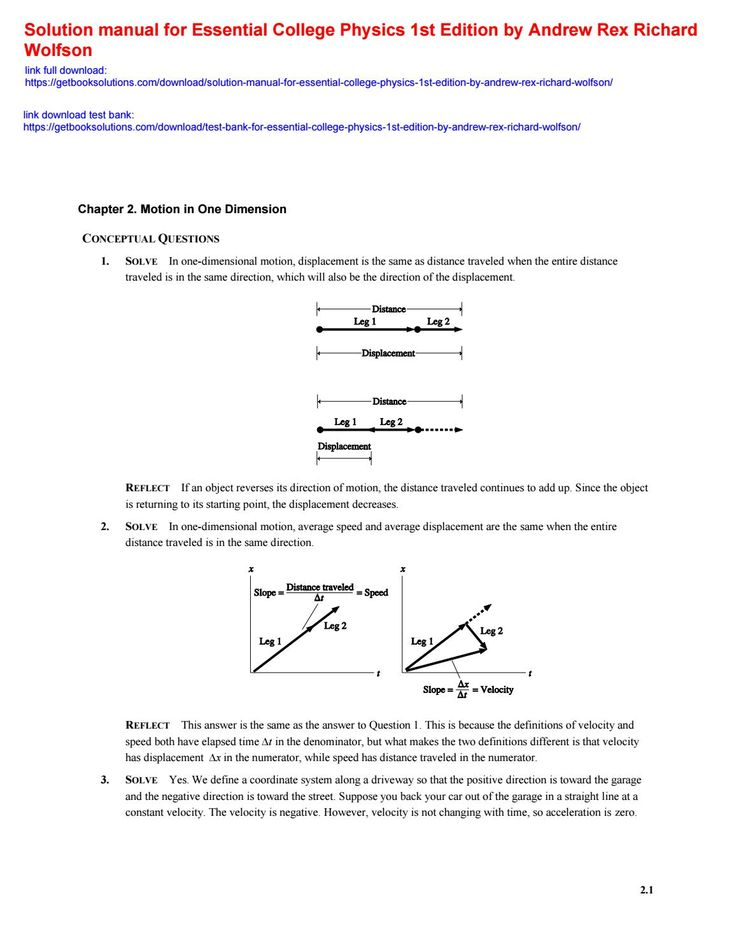 Best 25 college physics ideas on pinterest proofreader solution manual for essential college physics 1st edition by andrew rex richard wolfson fandeluxe Images