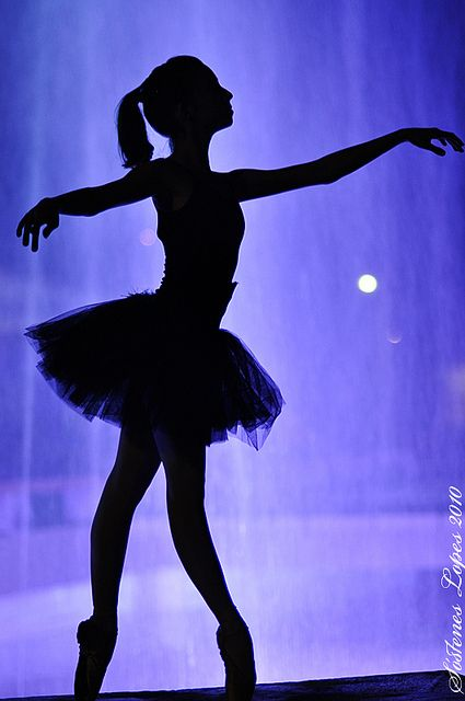 ballet, beautiful, dancing, purple, silluet