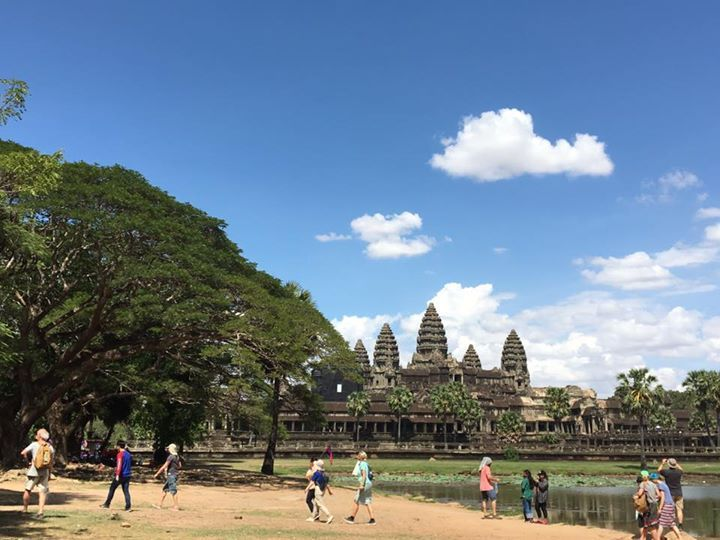 #angkorwat temple is the soul of #Cambodia