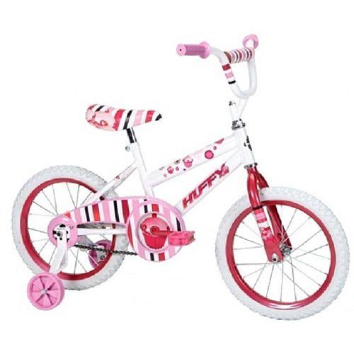 Girls' 16 Inch Huffy So Sweet Bike