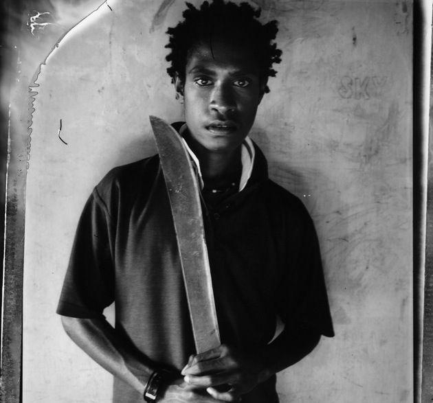 Les gangs de Papouasie-Nouvelle-Guinée et leurs flingues faits main | VICE