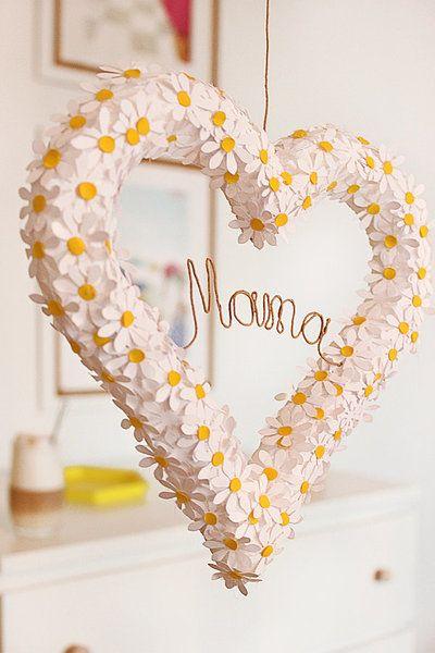 DIYnstag: 11 Kreativ-Ideen für ein selbstgemachtes Geschenk zum Muttertag