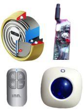 KIT Detección anticipada del ataque a tu casa. Seguridad escondida con detectores trampa.