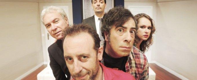 'Una boda feliz'. Comedia de enredos en el Teatro Marquina. Compra tu entrada por solo 15 euros