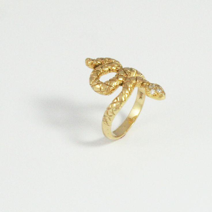 Wild ring by Artelier #gold #jewelry #artelier_mx #styleArtelier